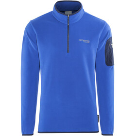 Columbia Titan Pass 1.0 Midlayer Heren blauw
